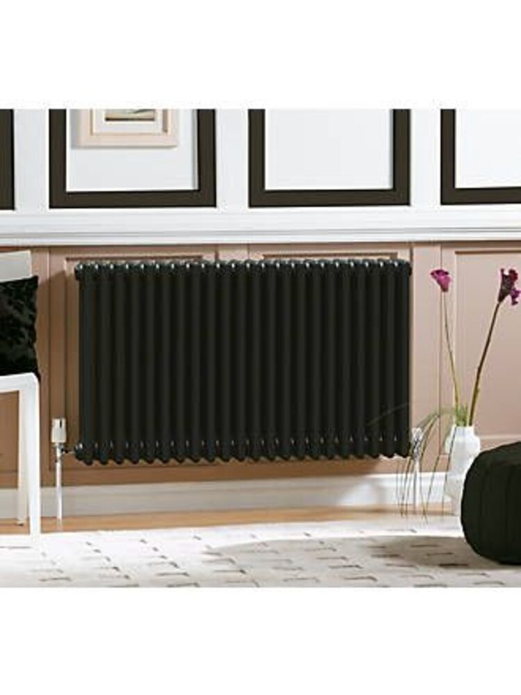 ACOVA 3-COLUMN HORIZONTAL RADIATOR 600 X 812MM VOLCANIC